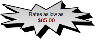 Low monthly rates